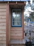 Doorway window
