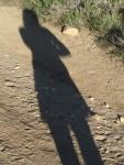 Making tiny crescent shadows