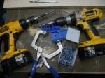 Kreg jig system tools