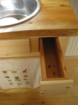 I made this tiny drawer just because :)