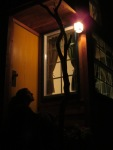 Porch light :)