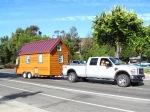 Leaving San Luis Obispo. Thanks, Travel Lodge...