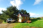 My wee car and my wee house :)